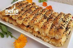 Muhteşem Kremalı Peynirli Börek Tarifi