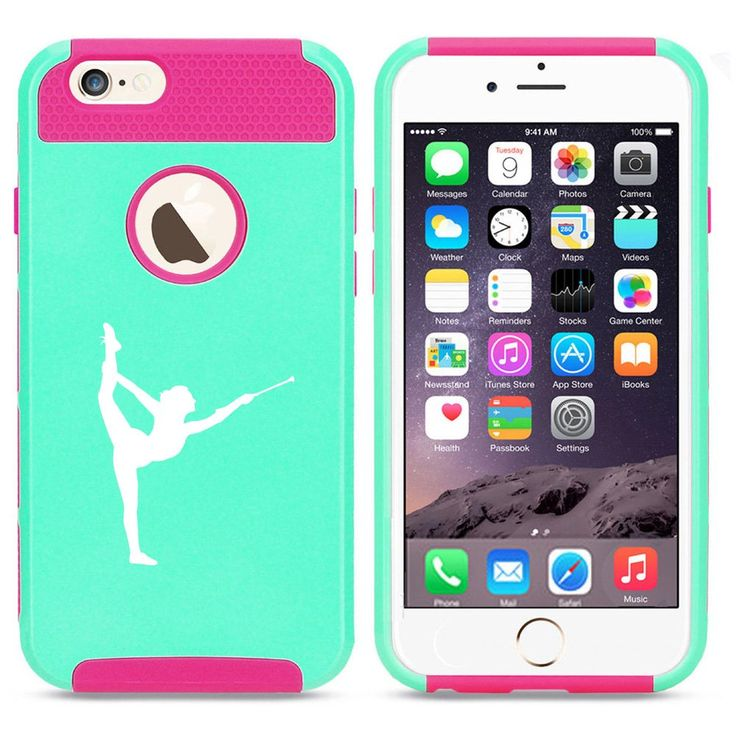coque iphone 7 gymnastics