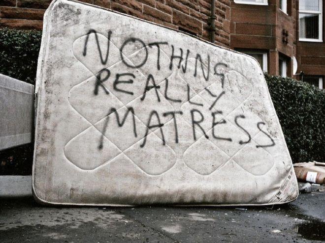 Beautiful vandalism? Graffiti in the city