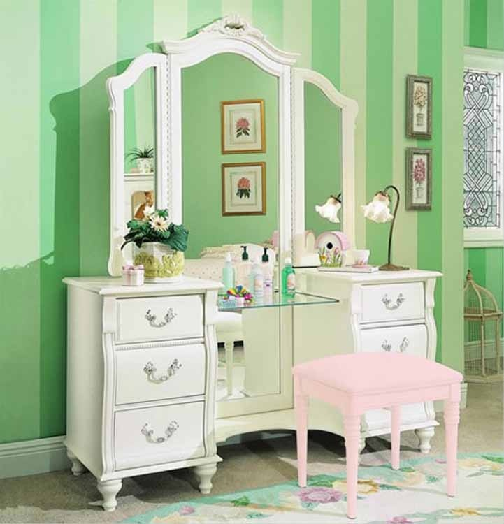 Image detail for Beautiful Bedroom Vanity 67