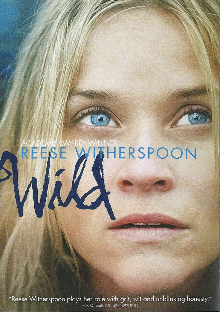 Adapted from Cheryl Strayed's best-selling memoir of the same name, director Jean-Marc Vallee's WILD stars Oscar winner Reese Witherspoon as a self-destructive divorcee who seeks to conquer her demons