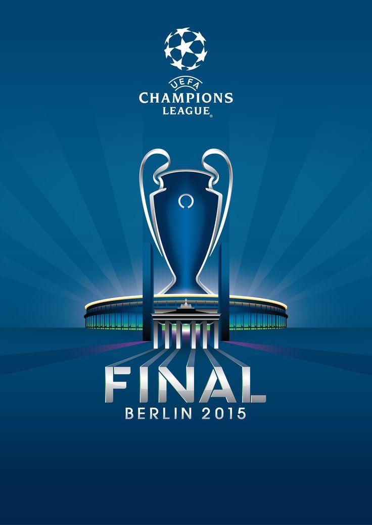 @Champions League 2015 #Berlin #9ine