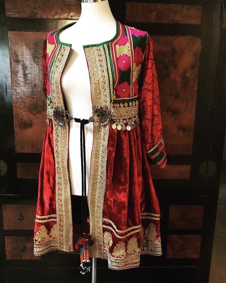 Afghan jacket