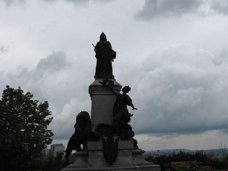 Queen Victoria Memorial, Ottawa