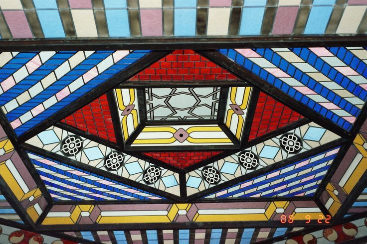 Stained Glass - SkyLight-