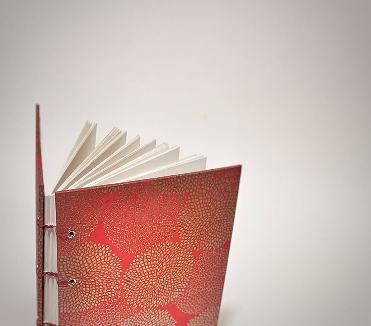 Dot Grid Journal (Dotted Floral Notebook)