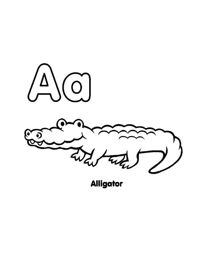 Alphabet Coloring Book A Z In 2020 Alphabet Coloring Coloring Books Books