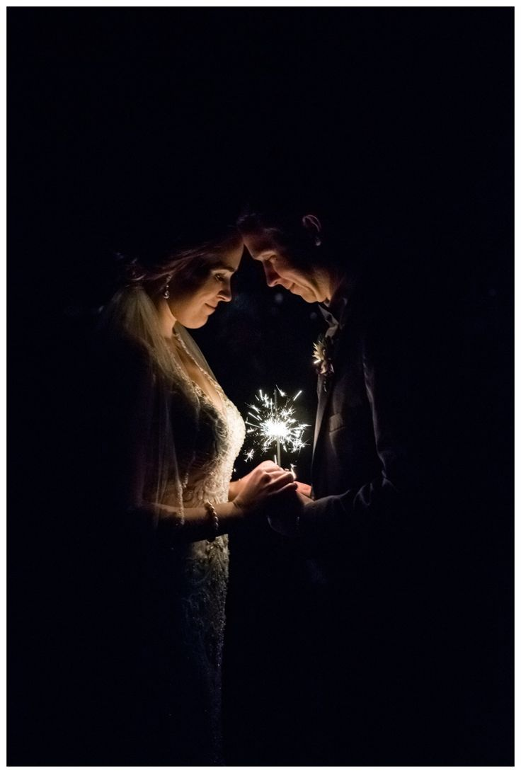 Night sparkler Wedding Photos, Night Wedding Photos, Sparkler Photography