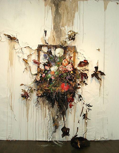 Valerie Hegarty- Flower Frenzy (2012)