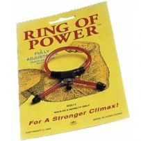 Ring of Power Cock Ring (Red)