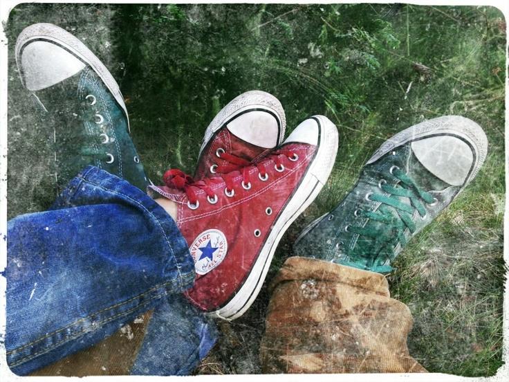 Together. :-)