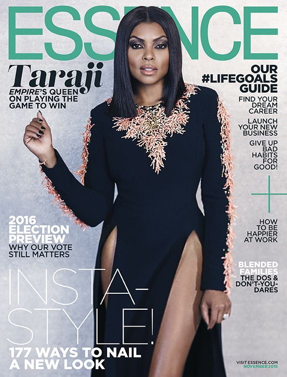 Snapshot: Taraji P. Henson for Essence Magazine November 2015   The Fashion Bomb Blog   Bloglovin