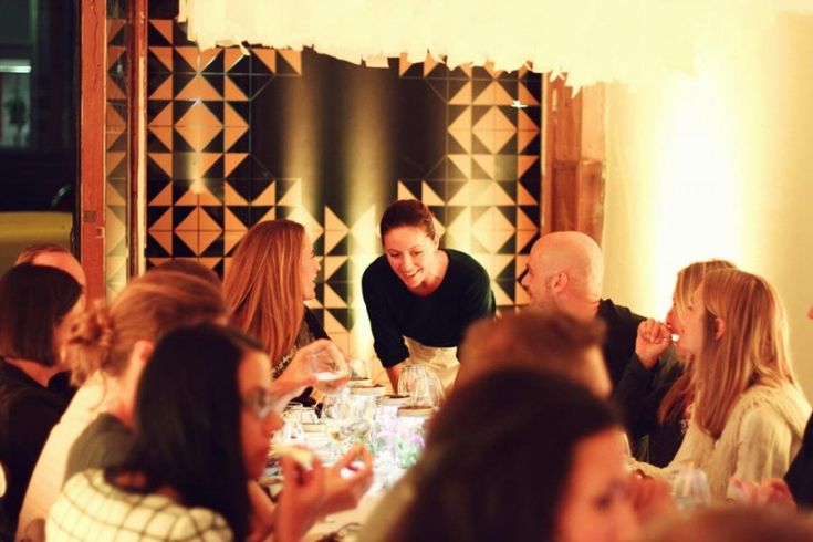 Sensory Food Experience: The Four Seasons « Caro de Waal EAT+DESIGN+EXPERIENCE