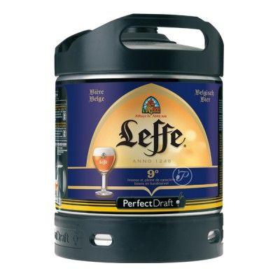 Fut bière LEFFE Rituel 9° Perfectdraft 6L (Futs de bière)