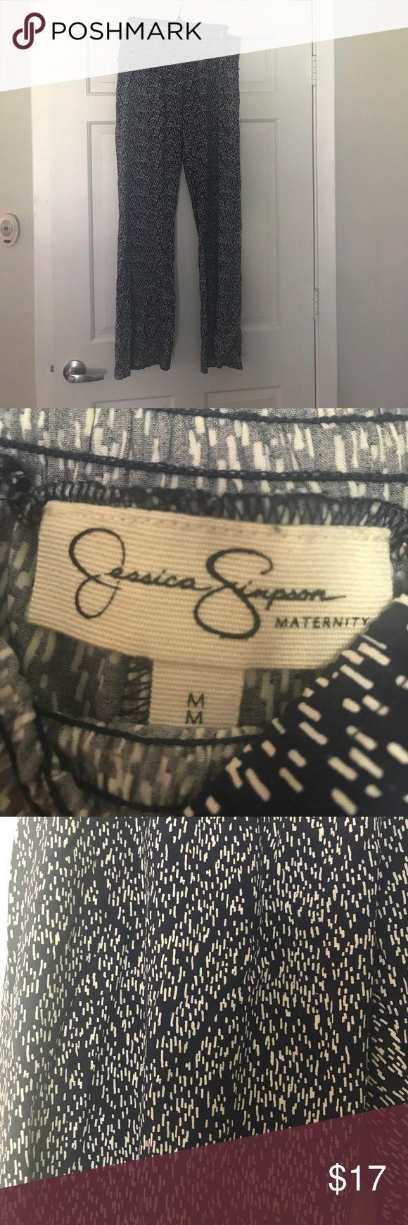 Jessica Simpson maternity pants. Size M. Jessica Simpson maternity pants. Size M. jessica simpson maternity Pants Wide Leg