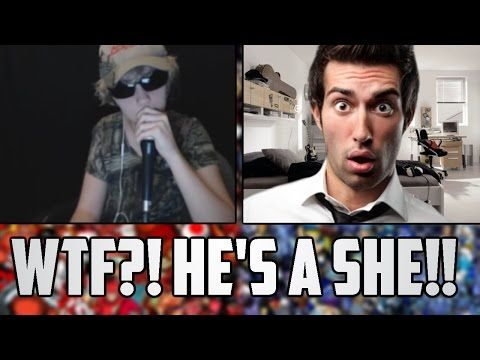 cool WAIT! YOU'RE A GIRL!! (Omegle Trolling)