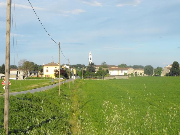 Brancere  - Provincia di Cremona - Maggio 2013