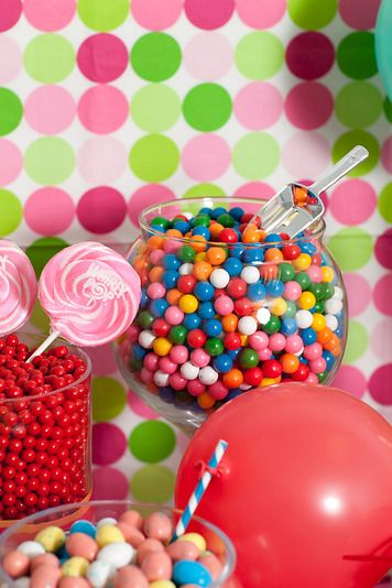 Birthday Candy Buffet — Candy Buffets — Weddings & Events — Nuts.com
