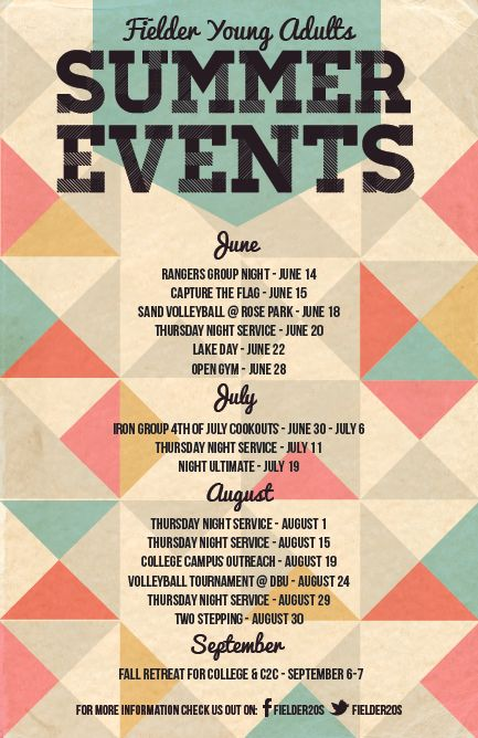 Design Calendar Of Events : Best event posters ideas on pinterest