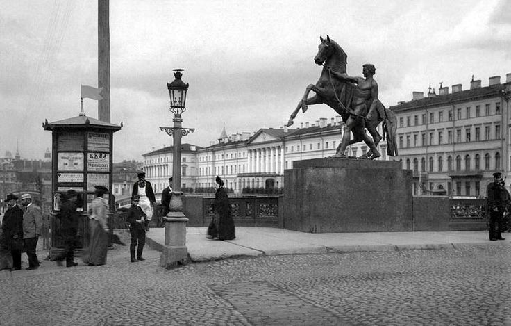 открытки образы старого петербурга