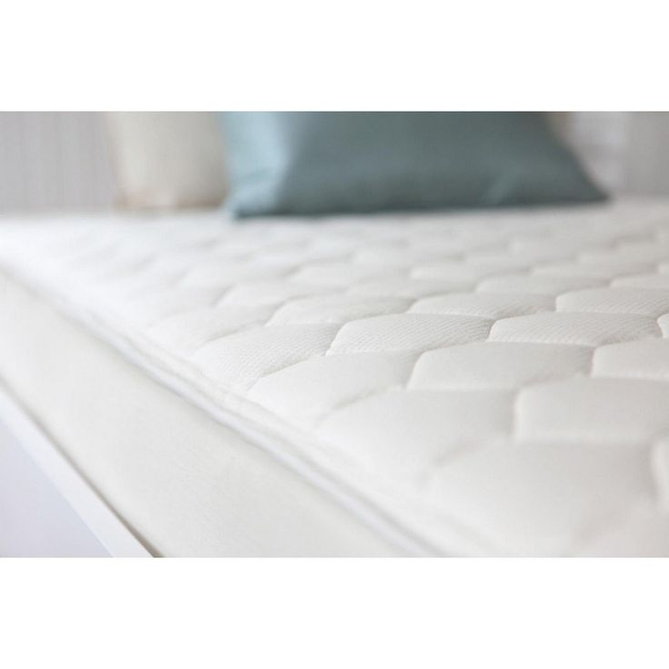 Naturepedic Organic Cotton Quilted Deluxe Full Mattress