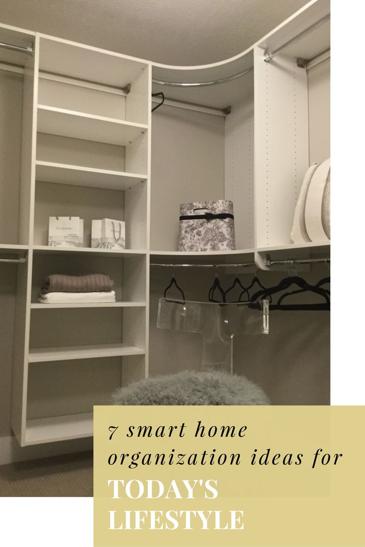 7 smart pantry, laundry room, closet and entryway home organization & storage  ideas