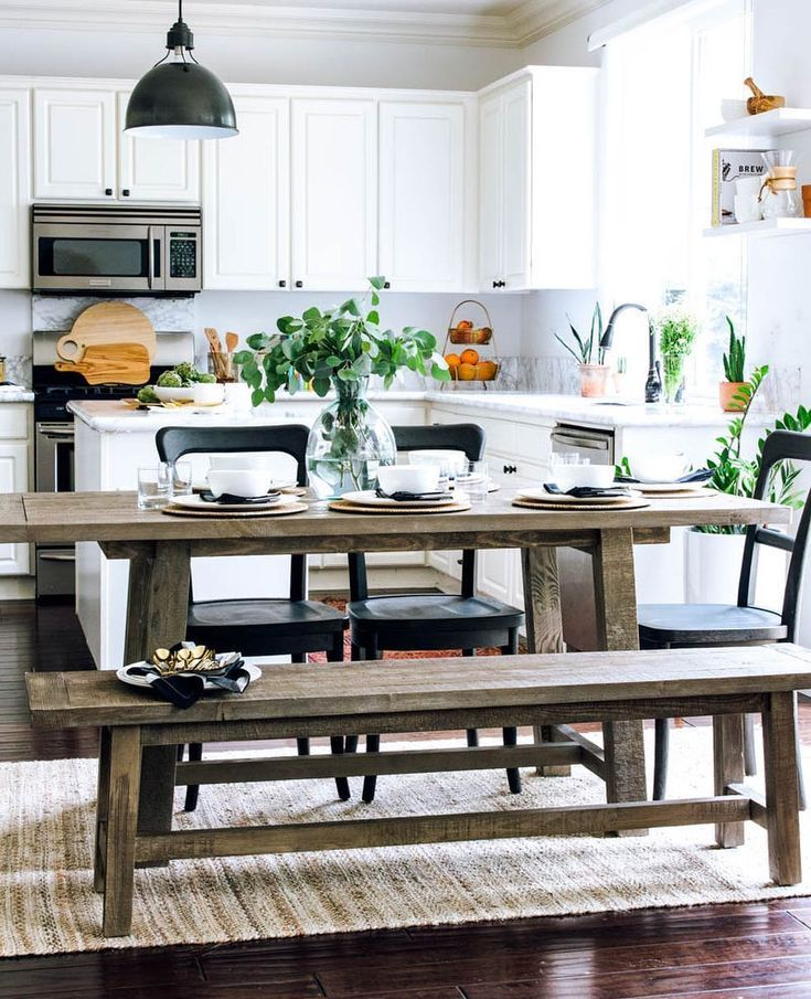 talk about small space living transformation our squeezed in eating rh pinterest com