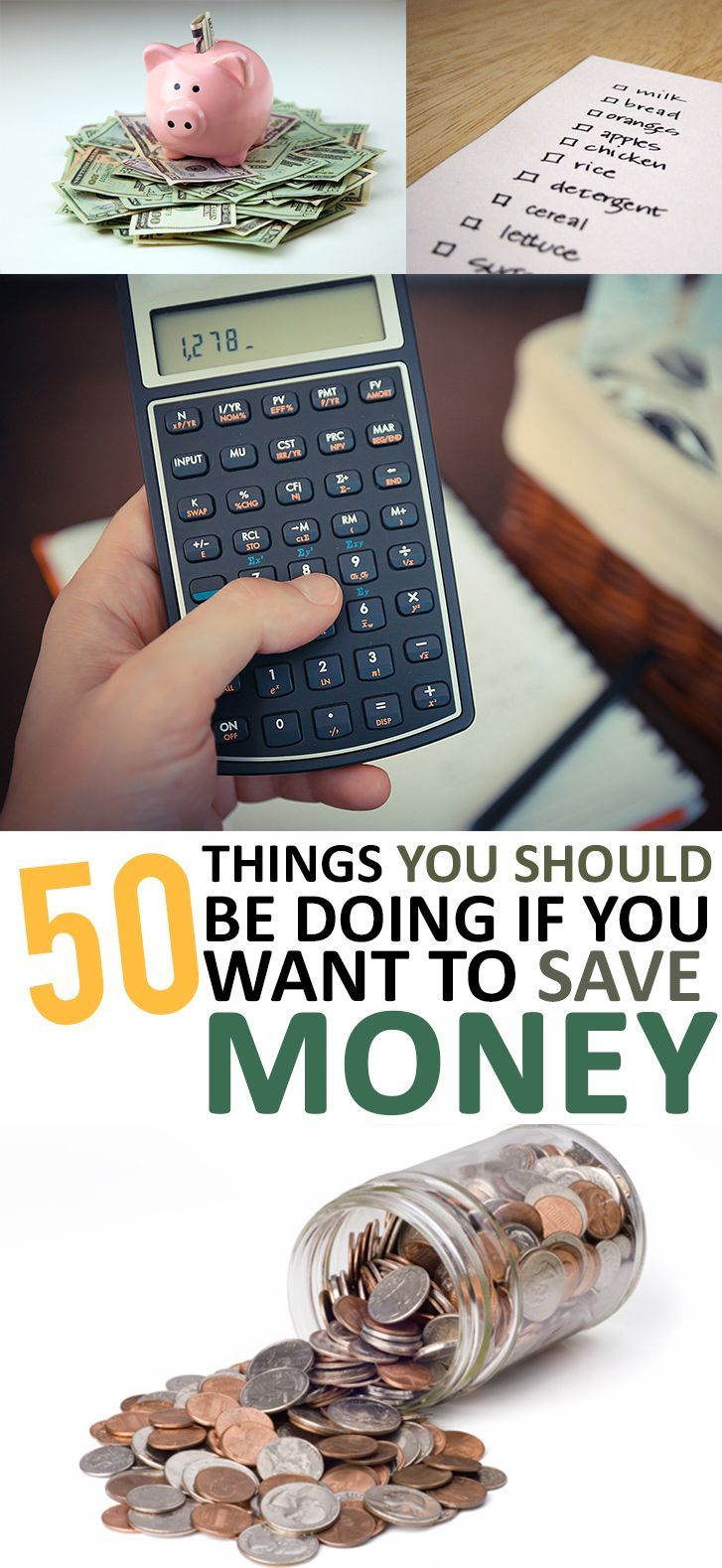 Easy Lifestyle changes and tips for saving money and living a frugal and prudent life.