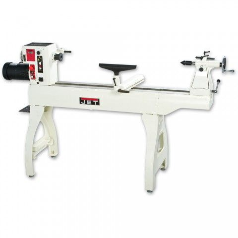 Jet 3520B Heavy Duty Woodturning Lathe - Woodturning Lathes - Industrial Machinery - Wood Working | Axminster Tools & Machinery