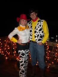 Jessie & Woody Costumes