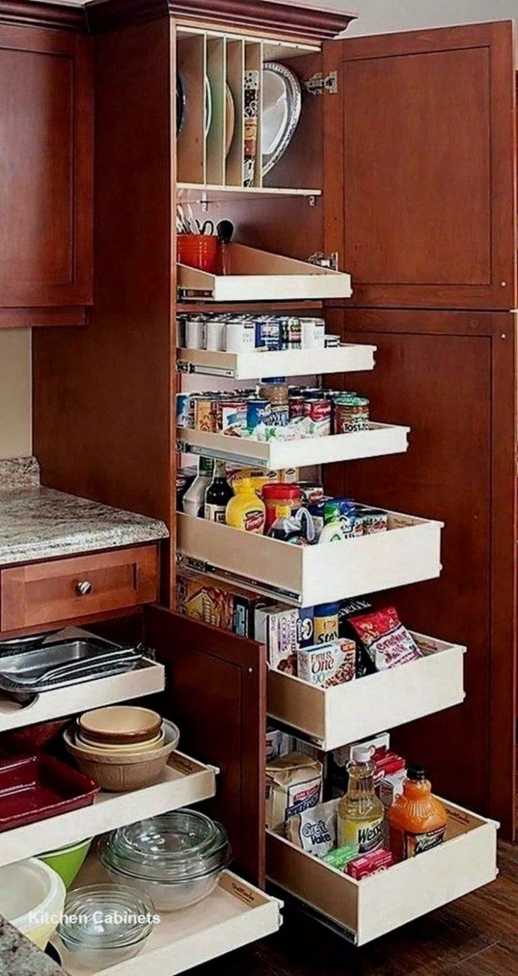 24 Clever Kitchen Storage Ideas And Trends For 2019 24architecture Clever Kitchen Storage Kitchen Design Diy Kitchen
