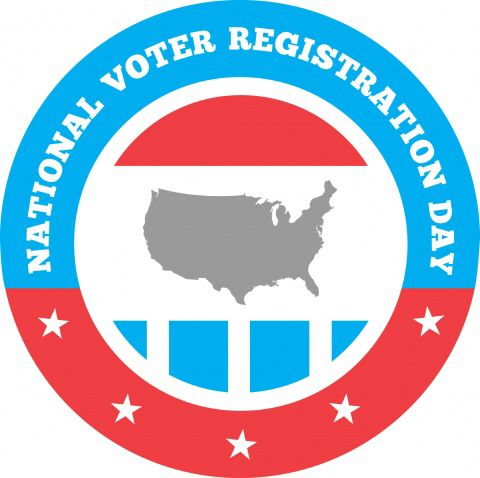 Happy National Voter Registration Day! Register to vote online now :) I did. Nationalvoterregistrationday.org #CelebrateNVRD #celebratingdemocracy #registertovote #NVRD