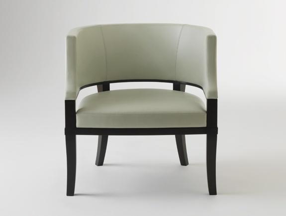 HOLLY HUNT Barrel Chair