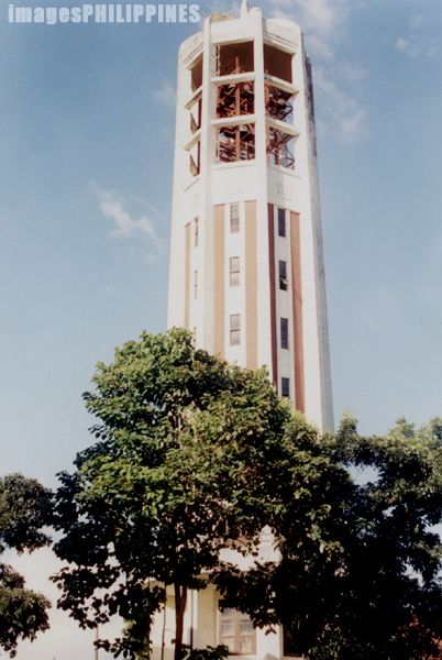 Andres Bonifacio Centennial Carillon Tower, University of the Philippines Diliman Campus, Quezon City, Philippines.