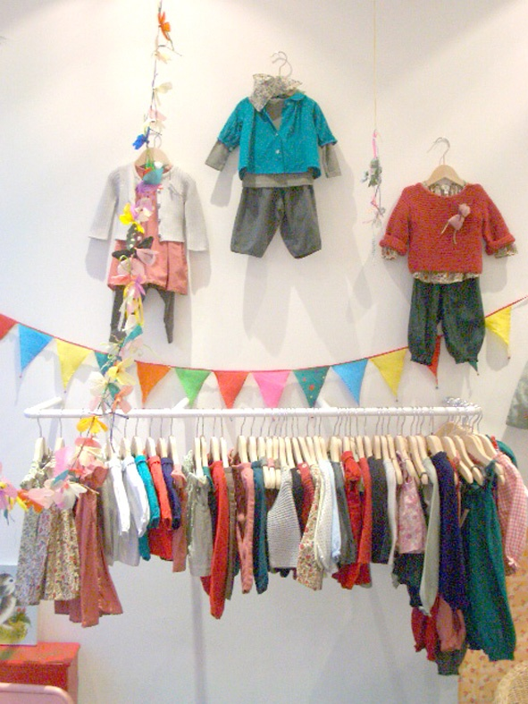 petit aimé, boutique for children in London  www.aimelondon.com