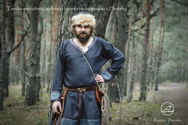 Woolen, Hedeby tunic