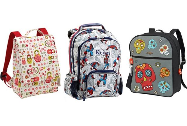Darling Designs | Our Favourite Back To School Backpacks | The Baby Post