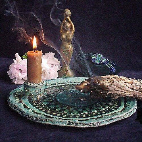 """Smudging ~ also known as """"smoke cleansing"""" by those who don't use the term """"Smudging"""".  It is simply the act of cleansing a space, yourself, or objects with smoke from burning sage, rosemary, lavender, or any purification herb that can be safely burned."""