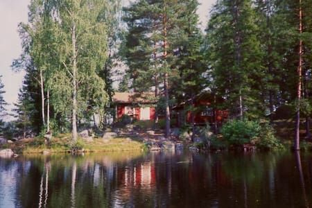 Schau dir dieses großartige Inserat bei Airbnb an: Eigene Insel zu vermieten! - Inseln zur Miete in Granbergsdal: eigene insel, eigene insel mieten