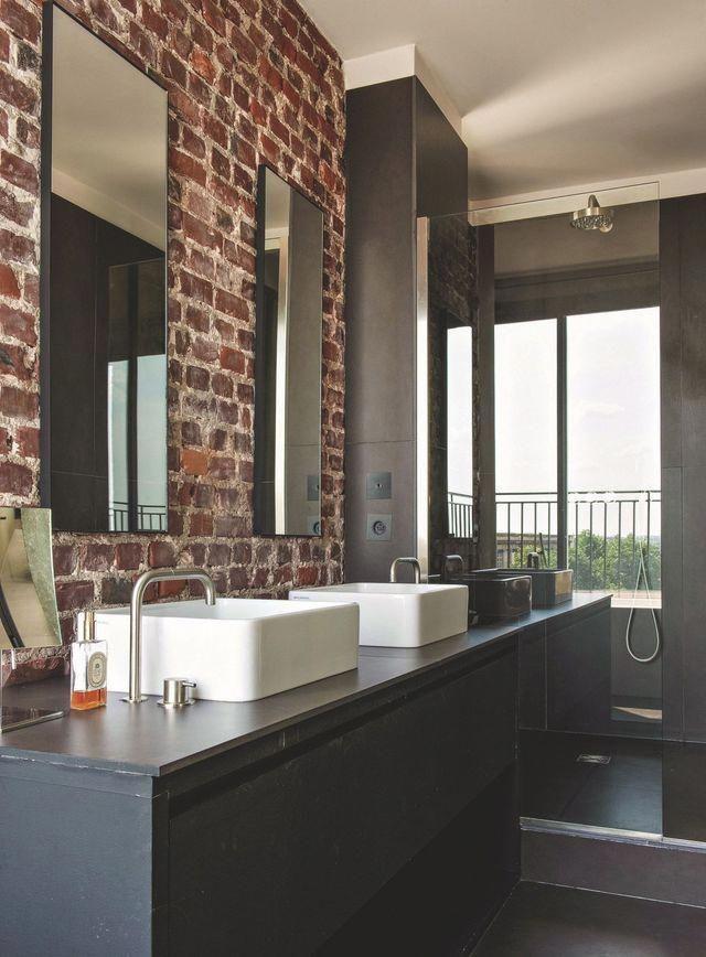 Idées déco pour salle de bains design et moderne - Côté ...