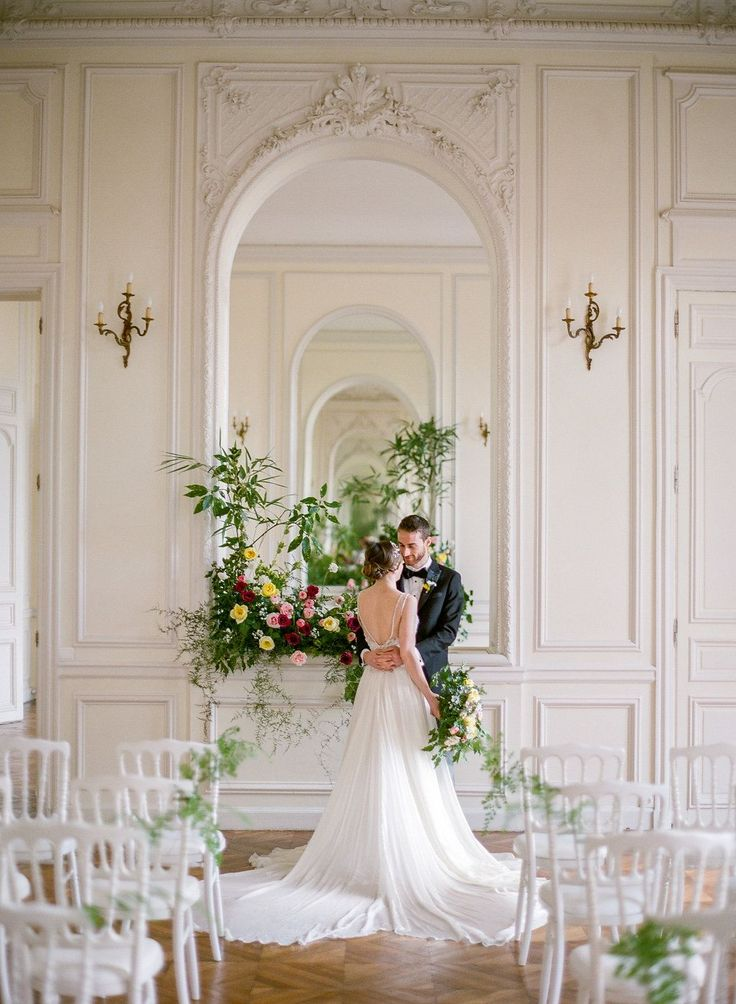 low budget wedding new jersey%0A Parisian Chateau Wedding Inspiration