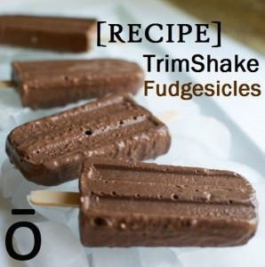TrimdoTERRA Shake Fudgesicles Recipe