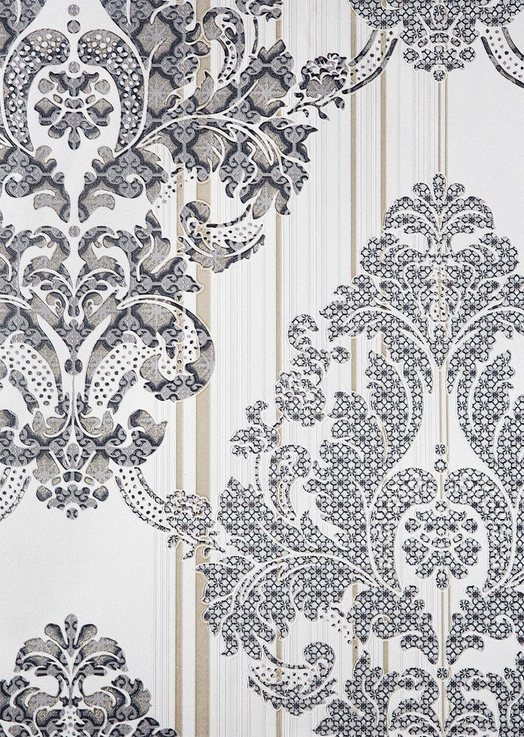 The Ornamental Universe Wallpaper Collection for LG Hausys, by Marcel Wanders.