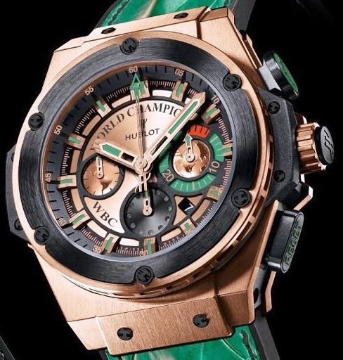 Hublot King Power FLOYD MAYWEATHER