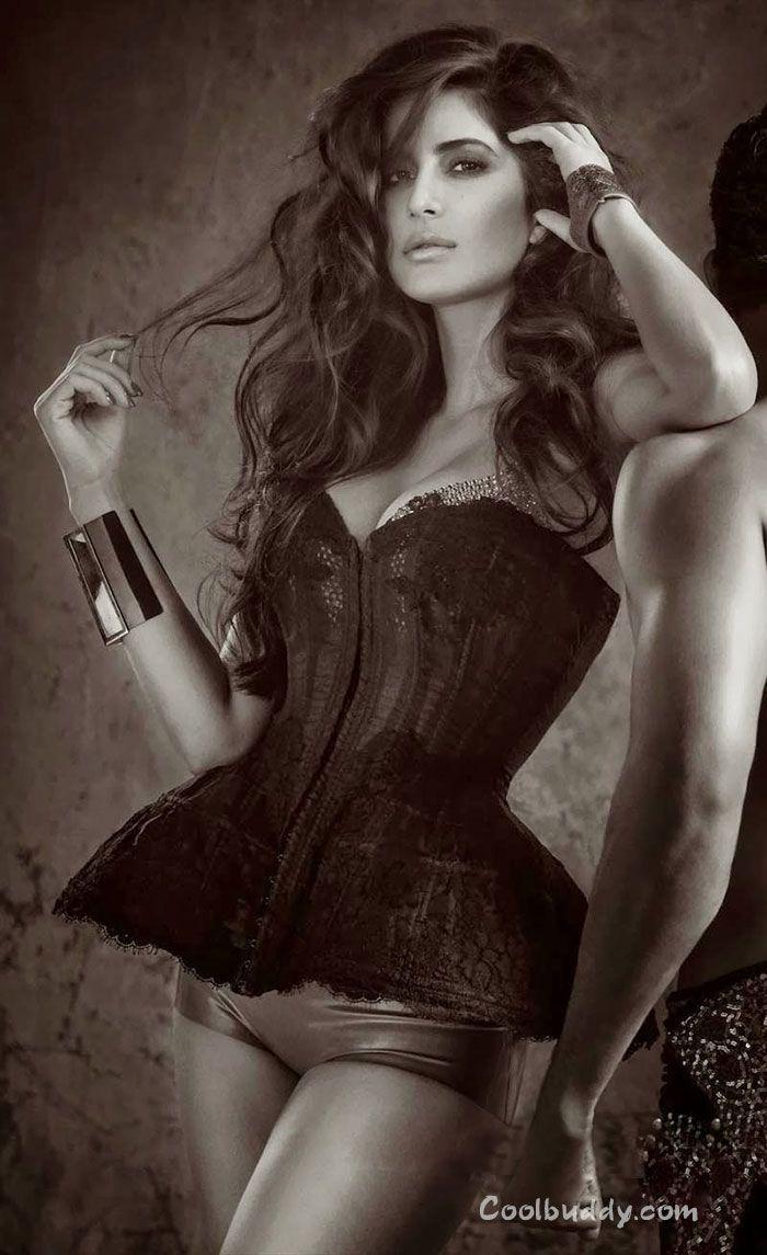 Bollywood Actress Sexy Queen Katrina Kaif Hot Spicy Photoshoot