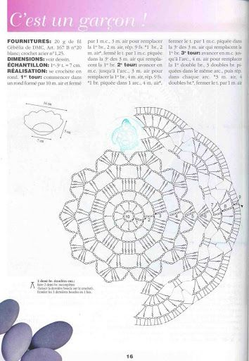 1000 Mailles 099 Miniature au Crochet - RAIHUEN - Picasa Web Album