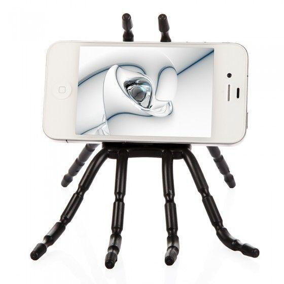 Cool spider smartphone holder