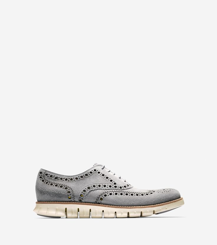 Cole Haan ZeroGrand Reverse Full-Grain Suede in India Ink : ColeHaan.com