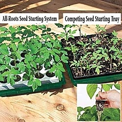 All-Roots™ Seed Starting System: All Roots, Towers Gardens, Gardens Products, Respon Products, Seeds Start, Respon Gardens, Outdoor Gardens, Environment Respon, Gardensal Com