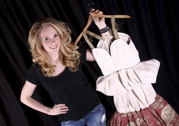 Albert Lea high school graduate and fashion designer hopes to move to Los Angeles by mid-summer to start designing costumes for films. Click the image to read more.Superhero